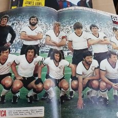 Coleccionismo deportivo: REVISTA AS POSTER UNION DEPORTIVA SALAMANCA 1976. Lote 185984932