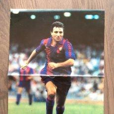 Coleccionismo deportivo: STOICHKOV POSTER FC BARCELONA. Lote 190826486