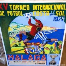 Coleccionismo deportivo: TROFEO COSTA DEL SOL 1975 MALAGA. Lote 190927746