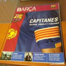 Coleccionismo deportivo: REVISTA OFICIAL FC BARCELONA CON PÓSTER N°24. AÑO 2006. Lote 192888273