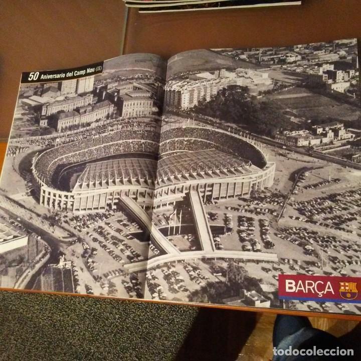 Coleccionismo deportivo: REVISTA OFICIAL FC BARCELONA CON PÓSTER N°26. AÑO 2007 - Foto 2 - 192888546