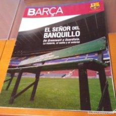 Coleccionismo deportivo: REVISTA OFICIAL FC BARCELONA CON PÓSTER N°33. AÑO 2008. Lote 192888937