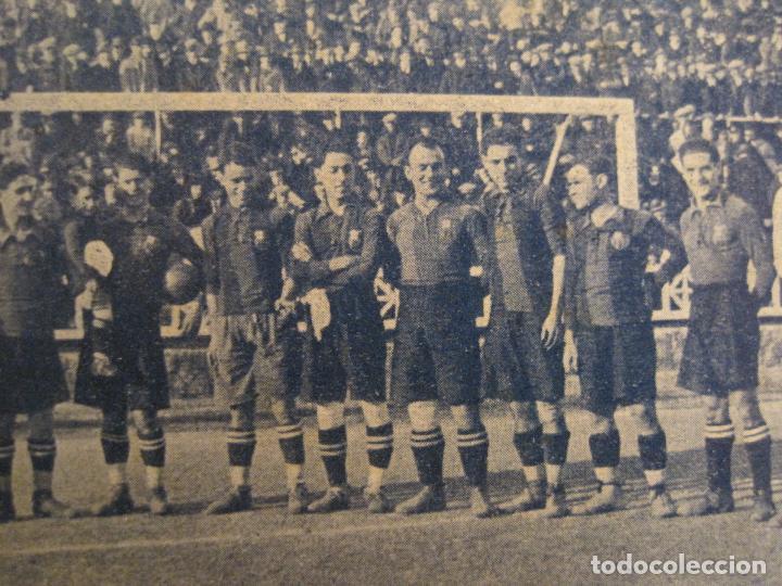 Coleccionismo deportivo: FC BARCELONA-ALCANTARA, SAMITIER, PIERA, ZAMORA...-PUBLICIDAD GRAN LICOR MARGOT-VER FOTOS-(V-19.076) - Foto 8 - 194341745