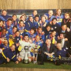 Coleccionismo deportivo: BOCA CAMPEÓN INTERCONT. 2003. Lote 195050582