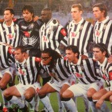 Coleccionismo deportivo: JUVENTUS 2002/03 - POSTER-. Lote 195094253