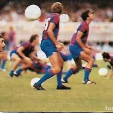 Coleccionismo deportivo: BARÇA: RECORTE DE KRANKL Y ASENSI PELOTEANDO. 1980. Lote 195272978