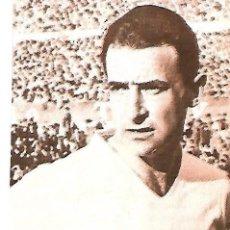 Coleccionismo deportivo: VALENCIA CF: RECORTE DE PASIEGUITO. Lote 199043870