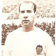 Coleccionismo deportivo: VALENCIA CF: RECORTE DE SÁNCHEZ LAGE. Lote 199043990