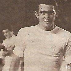 Coleccionismo deportivo: REAL MADRID. RECORTE DE PIRRI. Lote 199045187