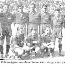 Coleccionismo deportivo: RECORTE DEL AVIACIÓN NACIONAL, EL GERMEN DEL ATLÉTICO AVIACIÓN. Lote 199347117