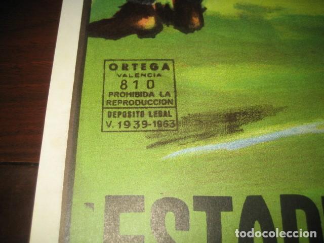 Coleccionismo deportivo: POSTER CARTEL FUTBOL FINAL COPA DEL REY 1986 BARCELONA - REAL ZARAGOZA. ESTADIO VICENTE CALDERON - Foto 6 - 199884115