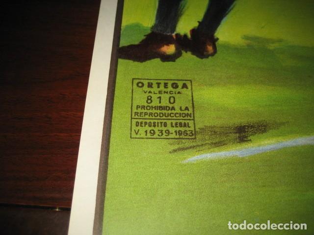 Coleccionismo deportivo: POSTER FUTBOL 1985. TOTTENHAM HOTSPUR - REAL MADRID. ESTADIO SANTIAGO BERNABEU - Foto 5 - 200027463