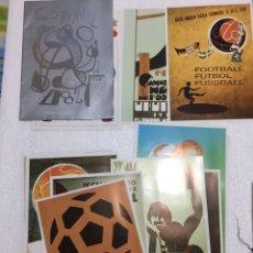 Coleccionismo deportivo: CARTELES MUNDIALES FUTBOL HASTA 1982 MÁS PICASSO. Lote 201348802