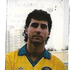 Collectionnisme sportif: CÁDIZ CF: RECORTE DE BARLA. 1987. Lote 201556730