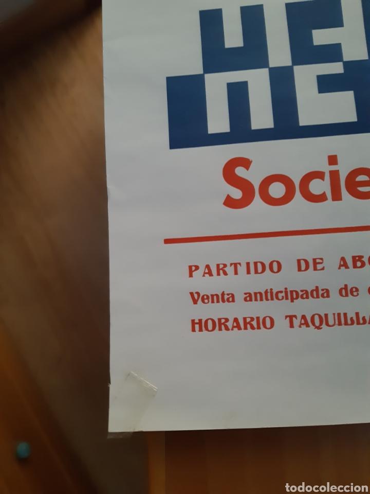 Coleccionismo deportivo: CARTEL POSTER FÚTBOL HÉRCULES ECIJA SEGUNDA DIVISIÓN 95 96 1995 1996 - Foto 5 - 202681228