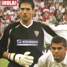 Coleccionismo deportivo: 2274. POSTER DE HOLA: SEVILLA FC CAMPEON DE LA COPA UEFA 2006. Lote 206572721