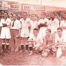 Coleccionismo deportivo: SEVILLA CF: RECORTE DEL EQUIPO CAMPEÓN DE COPA EN 1935. Lote 207108795