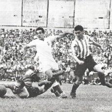 Coleccionismo deportivo: RCD. ESPAÑOL: RECORTE DE ALBERTO MARTORELL EN ACCIÓN EN LA FINAL DE COPA DE 1941. Lote 207109967