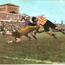 Coleccionismo deportivo: BARÇA: RECORTE DE NOGUÉS EN ACCIÓN EN LA FINAL DE COPA DE 1932. Lote 207111168