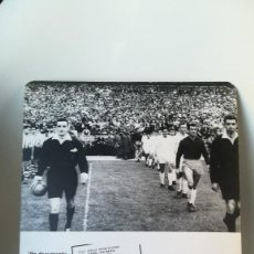 Coleccionismo deportivo: CARTEL DOCUMENTAL CINE 114 GOLES. ATHLÉTIC DE BILBAO VS REAL MADRID 1958. Lote 207139981