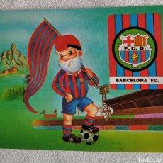 Coleccionismo deportivo: CALENDARIO DE BOLSILLO 1991 F. C. BARCELONA. Lote 207882297