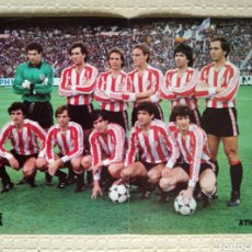Collectionnisme sportif: PÓSTER ATHLETC BILBAO. Lote 207951162