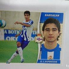 Coleccionismo deportivo: LIGA ESTE 2006 2007 COLOCA BARRAGAN DEPORTIVO ESTE 06 07 NUNCA PEGADO. Lote 289879733