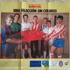 Coleccionismo deportivo: JUEGO LIMPIO.. Lote 209784040
