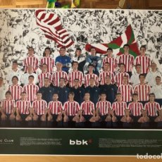 Collectionnisme sportif: PÓSTER ATHLETIC CLUB DE BILBAO AÑO 2004-05. Lote 214728857