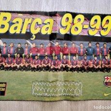 Coleccionismo deportivo: POSTER DE FUTBOL. Lote 217704342