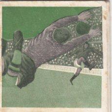 Coleccionismo deportivo: CALENDARIO LIGA FUTBOL 1968-69 / FILATELIA ABREU BILBAO. Lote 219086912