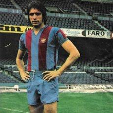 Coleccionismo deportivo: BARÇA: PÓSTER DE MARIO MARINHO. 1974. Lote 223006838