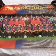 Coleccionismo deportivo: (ABJ-LLL) POSTER-(68 X 48 ) F.C.BARCELONA BARÇA. Lote 225794195