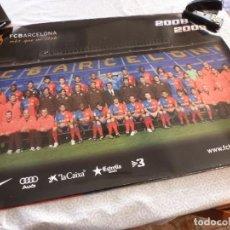 Coleccionismo deportivo: (ABJ-LLL) POSTER-(68 X 47 ) F.C.BARCELONA TEMPORADA 2008-2009 MESSI BARÇA. Lote 225795750