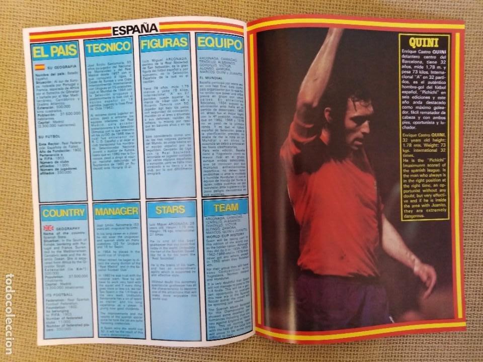Coleccionismo deportivo: Poster España Mundial 82 - Foto 3 - 229666140