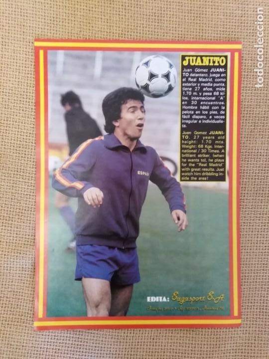 Coleccionismo deportivo: Poster España Mundial 82 - Foto 4 - 229666140