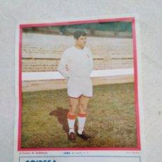 Coleccionismo deportivo: LORA DEL SEVILLA C.F, CARTEL ( 32.50 X 22.50 ). Lote 230932195