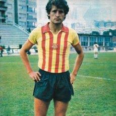 Coleccionismo deportivo: SAN ANDRÉS ( SANT ANDREU ): PÓSTER DE MARTÍ FILOSÍA. 1975. Lote 231660790