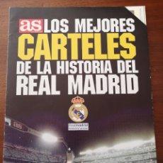 Coleccionismo deportivo: CARTELES FACSÍMIL AS REAL MADRID Y 8VA CHAMPIONS. Lote 234632160