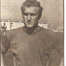 Coleccionismo deportivo: ELCHE CF: RECORTE DE BALLESTER EN UN ENTRENAMIENTO. 1970. Lote 235285230