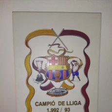 Colecionismo desportivo: AZULEJO BARÇA 92-93. Lote 235783540