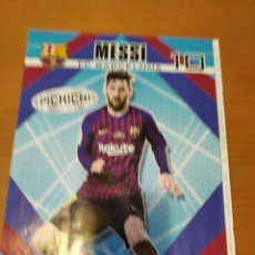 Coleccionismo deportivo: POSTER MESSI - BARCELONA - GOLY. Lote 237145910