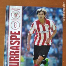 Coleccionismo deportivo: POSTER DOBLE ITURRASPE - ATHLETIC BILBAO Y CORDOBA - GOLY. Lote 237510875