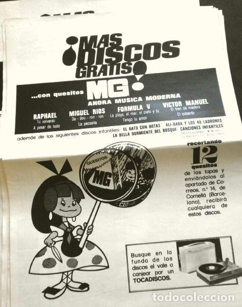 Coleccionismo deportivo: Mundial de Futbol MEXICO 70 - Coleccion Completa Posters 16 Selecciones Participantes (1970) Difícil - Foto 20 - 251868275
