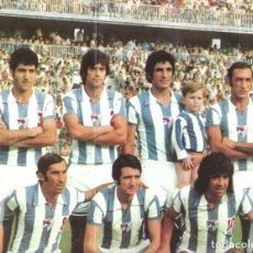 Coleccionismo deportivo: CD. MÁLAGA: POSTER DE 1973. Lote 252558480