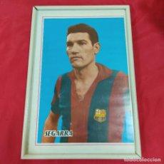 Coleccionismo deportivo: POSTER SEGARRA ENMARCADO (2829/21). Lote 262192875