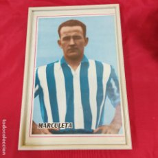 Coleccionismo deportivo: POSTER MARCULETA ENMARCADO (2832/21). Lote 262195480