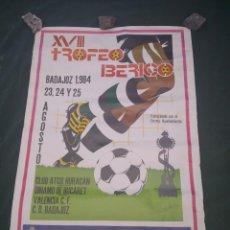 Colecionismo desportivo: CARTEL TROFEO IBERICO 1984. Lote 263201390