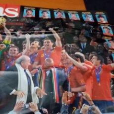 Coleccionismo deportivo: POSTERS ESPAÑA. CAMPEON EL MUNDO ASEST14B2. Lote 267900449