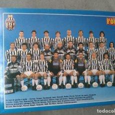 Coleccionismo deportivo: JUVENTUS 94-95. Lote 268910349